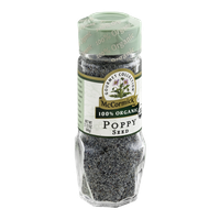 McCormick Gourmet Collection 100% Organic Poppy Seed