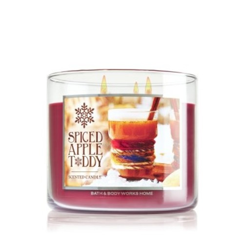 Bath & Body Works Spiced Apple Toddy 3-Wick Candle