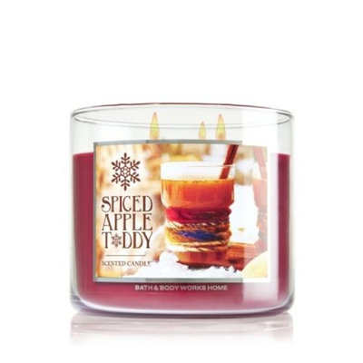 Bath & Body Works Spiced Apple Toddy 3-Wick Candle Reviews