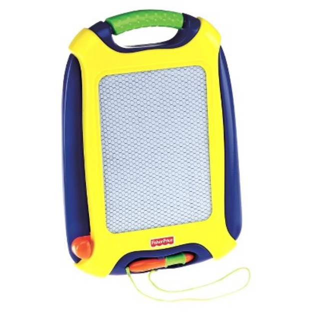 Fisher Price Fisher-Price Doodle Pro Traveler Yellow