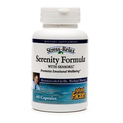 Natural Factors Serenity Formula with Sensoril