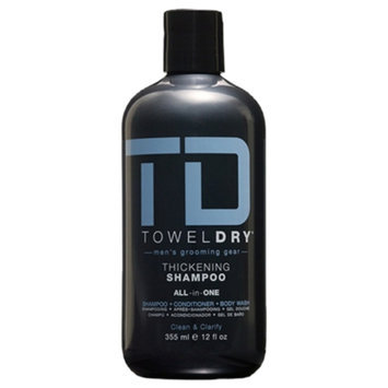 TowelDry Thickening Shampoo, 12 fl oz