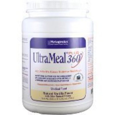 Metagenics UltraMeal PLUS 360o Chocolate 26 oz/728 g