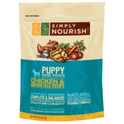 Simply NourishA Puppy Food