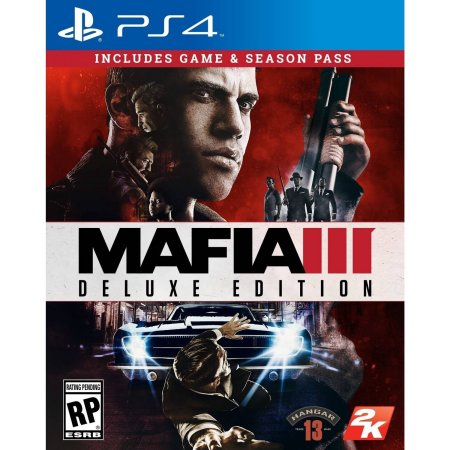 Take Two Interactive Sw Mafia Iii Deluxe Edition - Playstation 4