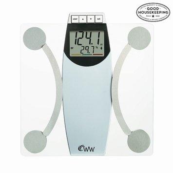 Weight Watchers Glass Body Analysis Scale