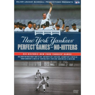 The New York Yankees: Perfect Games & No Hitters (6 Discs)