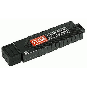Visiontek 512GB SSD USB 3.0 PRO
