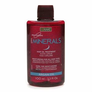 nuNAAT naat Professional Minerals Hair Oil Treatment Argan Oil