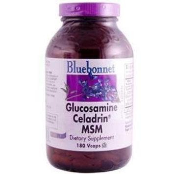 Glucosamine Celadrin MSM - Bluebonnet - 180 - VegCap
