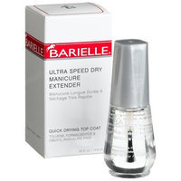 Barielle Ultra Speed Dry Manicure Extender, 0.50-Ounces Glass Bottle