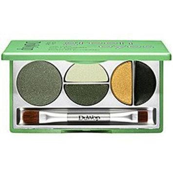 DuWop Cosmetics Eye Pallets - Green