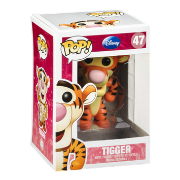 Pop! Disney Vinyl Figure Tigger 47