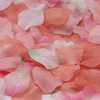Lillian Rose Decorative Rose Petals - Orange/Pink