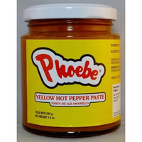 Phoebe Pasta de Aji Amarillo/Hot Yellow Pepper Paste - 7.5 0z.