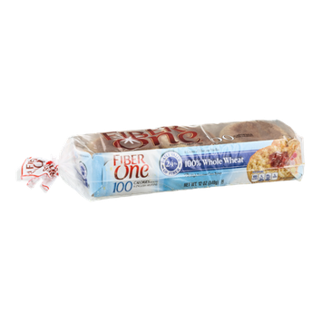 Fiber One English Muffins 100% Whole Wheat