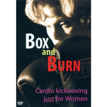 Bayview Entertainment Bayview BV987 Cardio Kickboxing Just For Women- Box And Burn Workout With Lynn Hahn