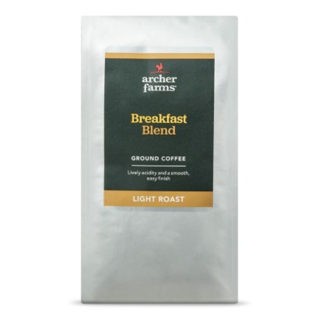 Archer Farms Coffee Ground Breakfast Blend 12-oz.