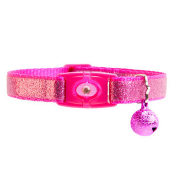 Grreat ChoiceA Shimmer Cat Collar
