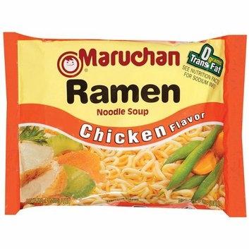 Maruchan Ramen Noodle Soup Chicken Flavor