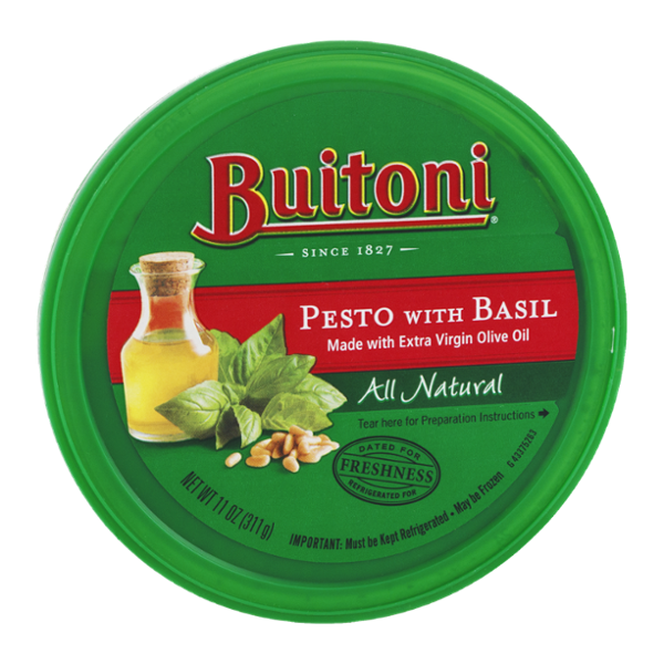 Buitoni Pesto with Basil
