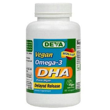 Deva Vegan Vitamins Omega-3 DHA