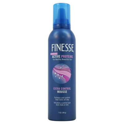 Finesse Mousse Extra Control - 7 Oz