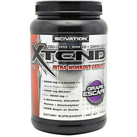 Scivation XTend Intra-Workout Catalyst Grape Escape Dietary Supplement