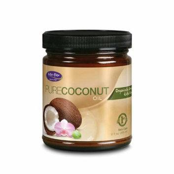 Life-Flo Health Organic Pure Coconut Oil Skin Care 9 fl oz