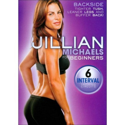 Good Times Video Gaiam Americas Jillian Michaels For Beginners-backside [dvd]