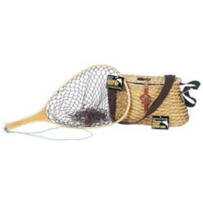 Crystal River Trout Net #3 Wood Frame