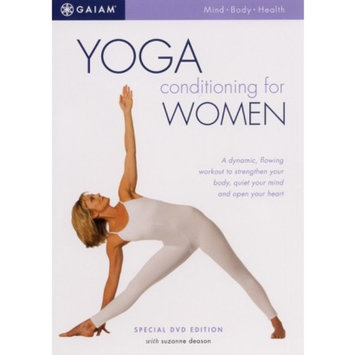 Yoga Conditioning for Women DVD with Suzanne Deason