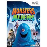 Activision Monsters vs. Aliens (Nintendo Wii)