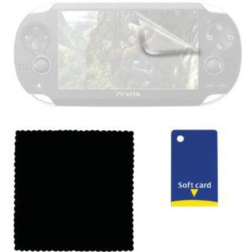 CTA Digital Screen Protection Kit (PlayStation Vita)
