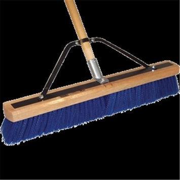 Dqb Industries 09942 24 in. Contractor Push Broom