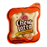 Chew-lotta Canine Carry Outs Dog Snack - 2 CT