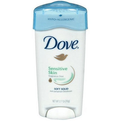 Dove Fragrance Free Sensitive Skin Deodorant