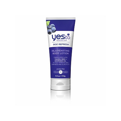 Yes to Blueberries Age Refresh Rejuvenating Body Lotion