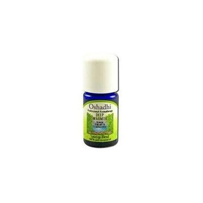 Oshadhi - Synergy Blend, Deep Warmth, 10 ml
