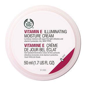 THE BODY SHOP® Vitamin E Illuminating Moisture Cream