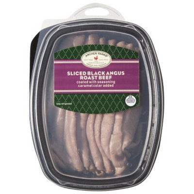 Archer Farms Sliced Black Angus Roast Beef 7-oz.