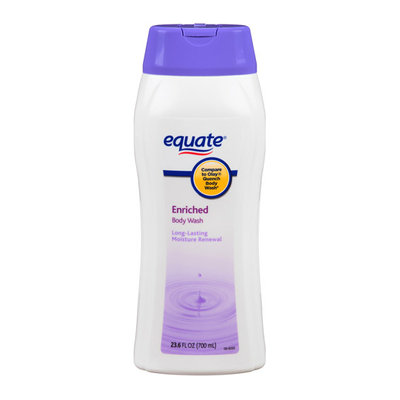 Equate Enriched Body Wash