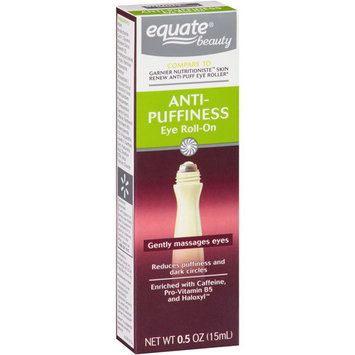 Equate Beauty Anti-Puffiness Eye Roll-On, 0.5 fl oz