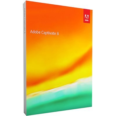 Adobe 65231960 Captivate 8 (PC)
