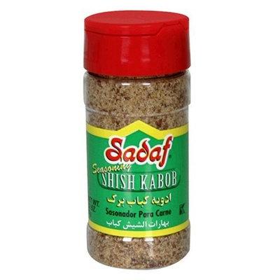 Sadaf Shish Kabob Seasoning, 3.2-Ounce Jars (Pack of 6)