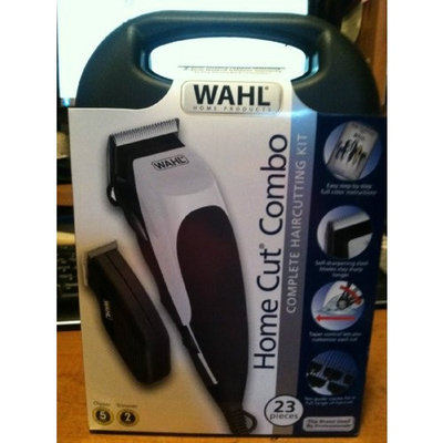 Wahl 9243-4401 23 Piece Home Cut Combo-complete Haircutting Kit