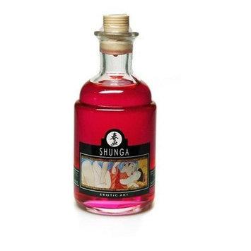 Shunga Aphrodisiac Oil, Mint, 3.5-Ounce Bottle
