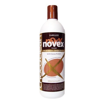 Embelleze Novex Chocolate Chococlean 0% Salt Shampoo with Cocoa Protein 500ml
