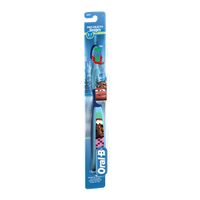 Oral-B Pro-Health Stages Disney Cars Manual Kid's Toothbrush 1 Count