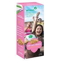 Rah Rah Raisin Girl Scout Cookies